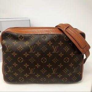 Louis Vuitton sac bandouliere monogram vintage bag